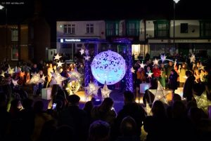 Spilsby Light Night- Lantern Parade