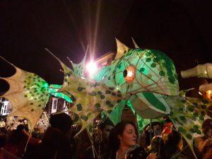Boston Illuminate Lantern Parade